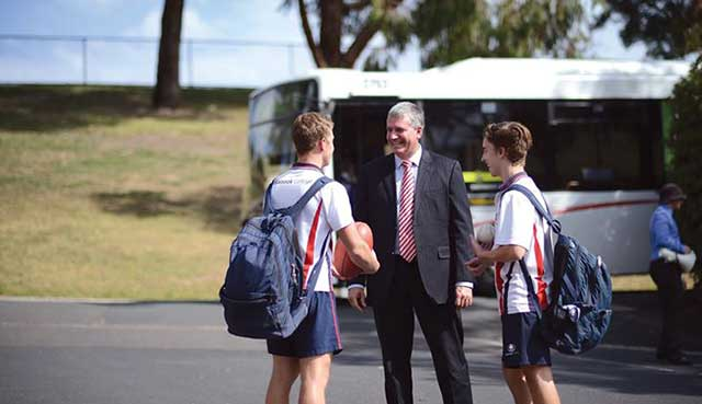 Billanook College includes new Eltham bus route